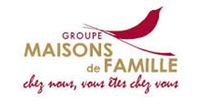 Logo partenaire MAISONS DE FAMILLE